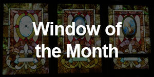 First United Methodist Church of Menominee, MI (Window of the Month)