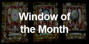 First United Methodist Church of Menominee, MI (Window of the Month)